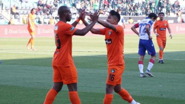 Denizlispor-Altınordu maç sonucu 2-2 (Ziraat Türkiye Kupası)