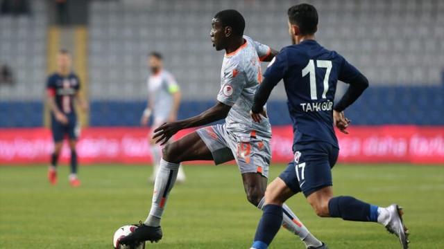 Başakşehir-Hekimoğlu Trabzon: 2-0 (Ziraat Türkiye Kupası)