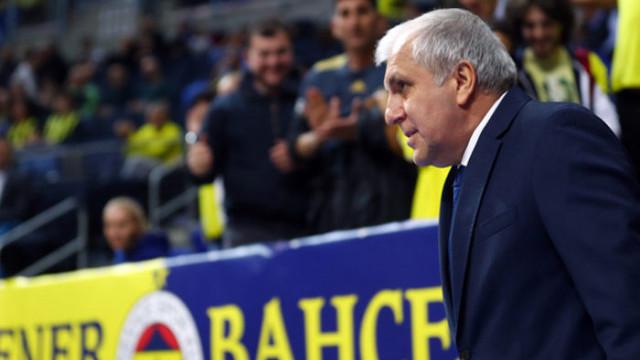 Fenerbahçe Beko Başantrenörü Zeljko Obradovic'ten istifa sinyali