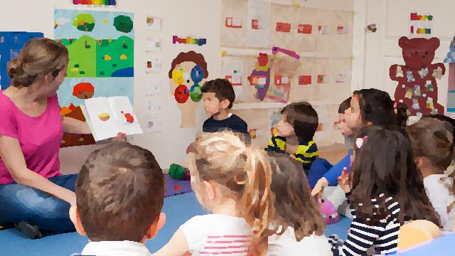 Anaokulunda Türkçe öğrenmeden Arapça ve din dersi