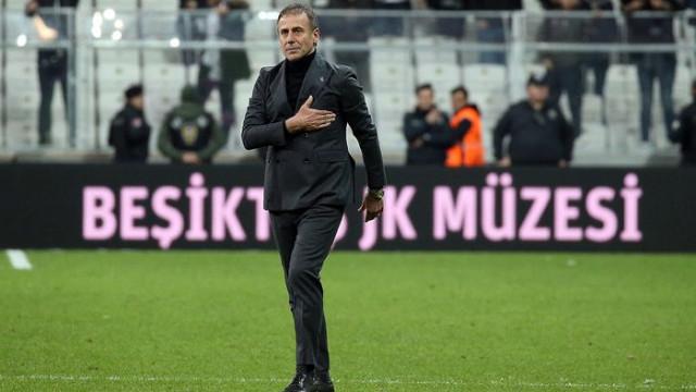 Kayserispor maçının ardından Abdullah Avcı'nın duygusal anları!