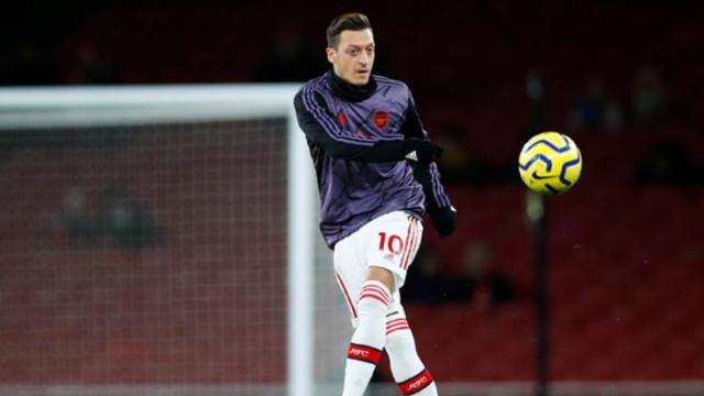 Transfer iddiası! Başakşehir'den Mesut Özil harekatı
