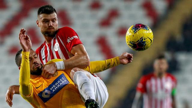 ÖZET | Antalyaspor - Ankaragücü maç sonucu: 2-2