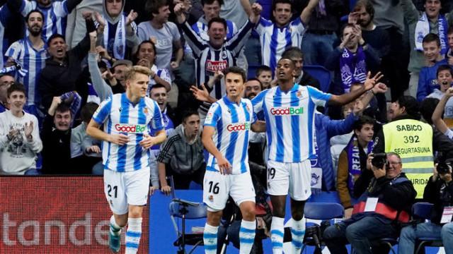 ÖZET   Osasuna - Real Sociedad maç sonucu: 3-4