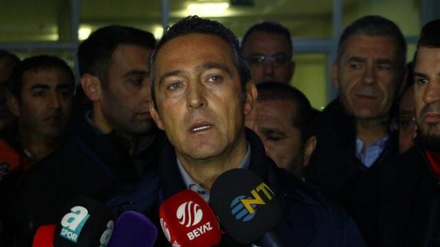 Ali Koç'tan Ersun Yanal - Emre Belözoğlu kavgası açıklaması