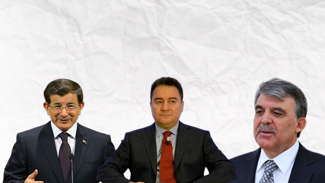 Savcıdan skandal Gül, Davutoğlu ve Babacan paylaşımı !