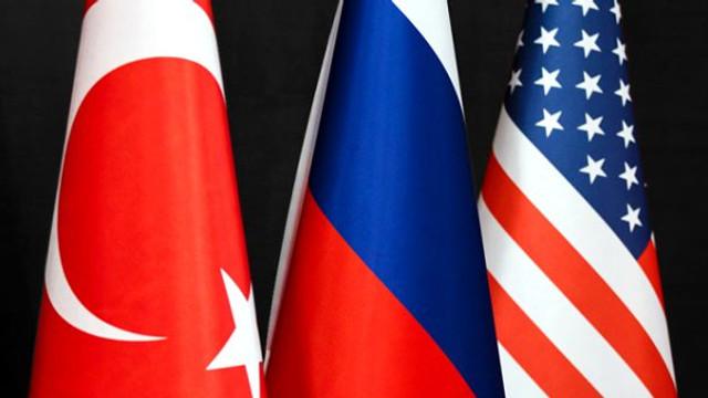 Baş döndüren telefon trafiği ! Türkiye ABD ve Rusya ile görüştü