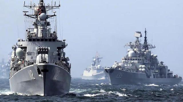Çin, İran ve Rusya'nın ortak tatbikatı başlıyor
