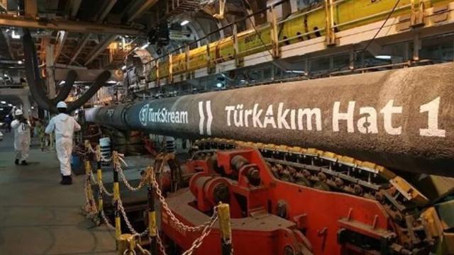 Enerji Bakanı'ndan TürkAkım'ı açıklaması
