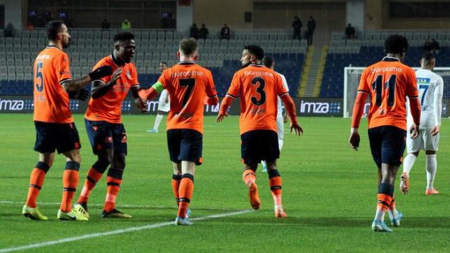 ÖZET   Başakşehir 5-1 Kasımpaşa maç sonucu