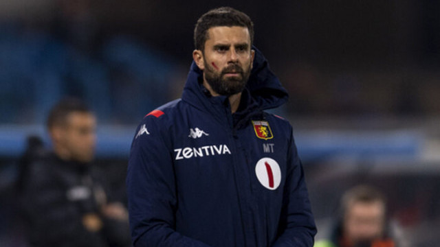 Genoa'da Motta'nın yerine teknik direktörlüğe Nicola getirildi
