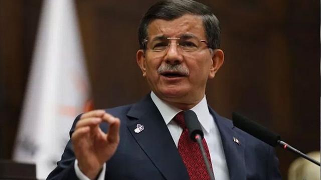 Davutoğlu'nun partisinin logosu da belli oldu