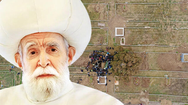 Sahte peygamberin defnedildiği mezarlığa yoğun talep