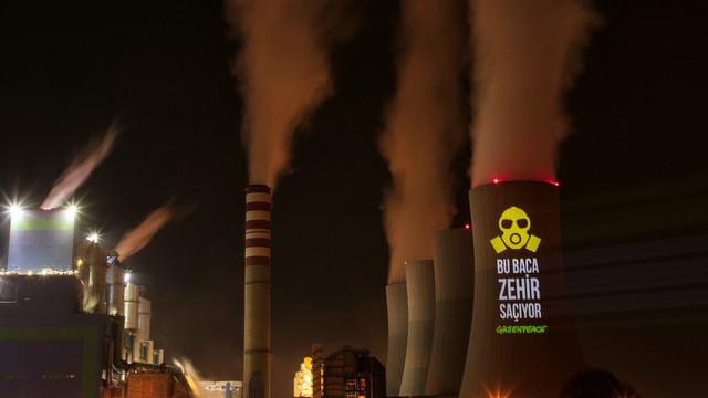 Greenpeace'ten Cumhurbaşkanı Erdoğan'a ''termik'' çağrı