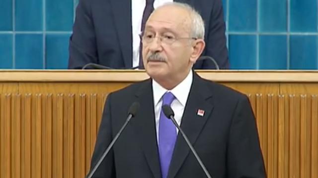 Kılıçdaroğlu'ndan Erdoğan'a ''Man Adası teşekkürü''