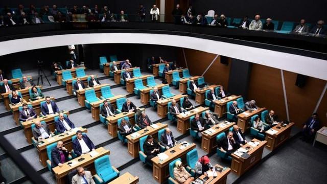Yolsuzluk iddialarının araştırılması AK Parti ve MHP'nin oylarıyla reddedil