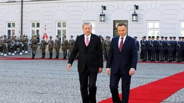 Polonya Devlet Başkanı'ndan Türkiye açıklaması
