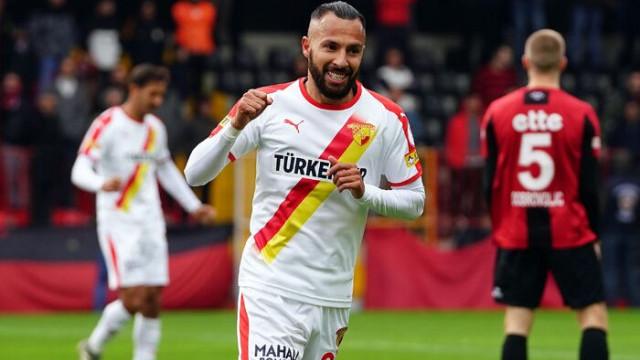 ÖZET | Göztepe 2-1 Fatih Karagümrük maç sonucu
