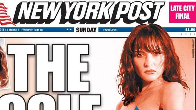 ABD'nin Firs Lady'sinden çıplak fotoğraflar için çarpıcı yorum