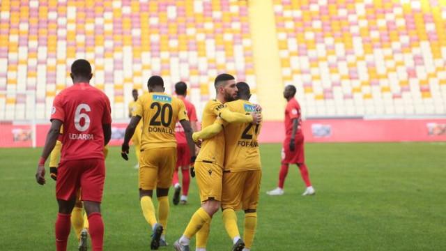 ÖZET   Yeni Malatyaspor 3-1 Keçiörengücü maç sonucu