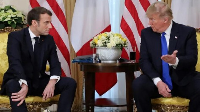 Trump'tan S-400 ve Türkiye açıklaması