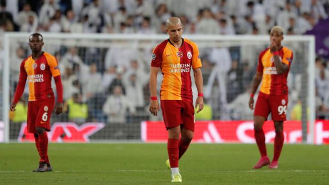 Galatasaray'da Lemina ve Feghouli şoku!