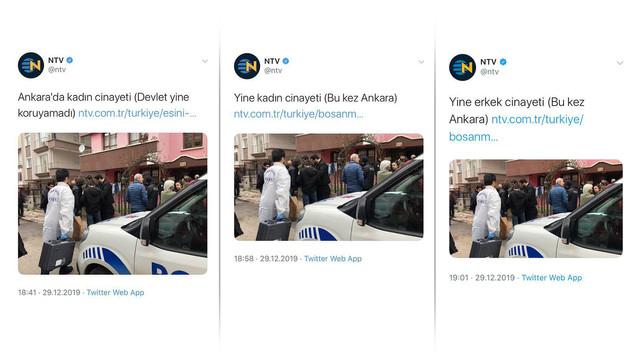 NTV'den tepki çeken paylaşım: Önce paylaştılar, sonra dildiler!