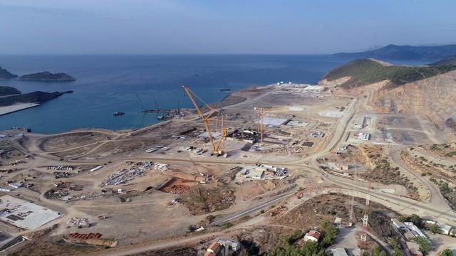 Akkuyu'da geri sayım! 2020'de ikinci ünitenin inşaasına başlanıyor