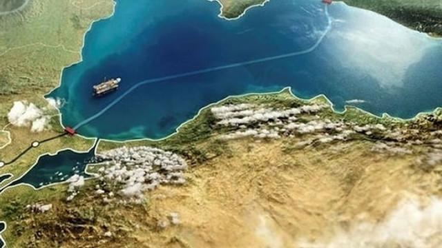 Rus doğalgazını taşıyacak TürkAkım için geri sayım başladı
