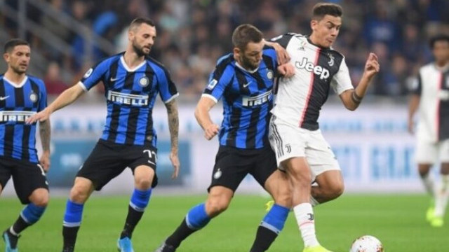 Serie A'da zirve Juventus ve Inter'in