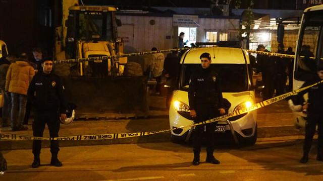 Bursa'da dehşet ! Polis kendi silahıyla başından vuruldu