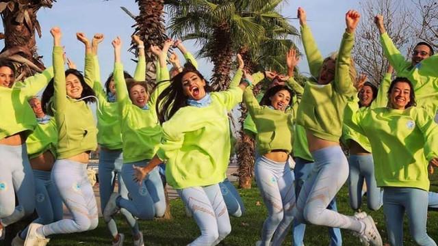 İzmir Değişim Şöleni'nde  değişim aşkını yaşa