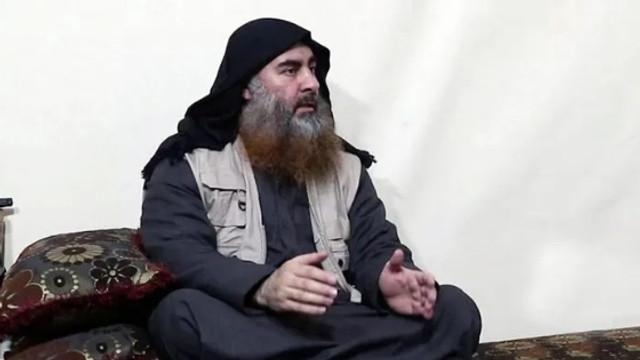 Bağdadi'nin yardımcısı yakalandı