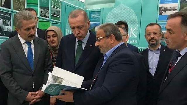 ''Erdoğan'ın soyunu'' anlatan yeni kitap çıktı