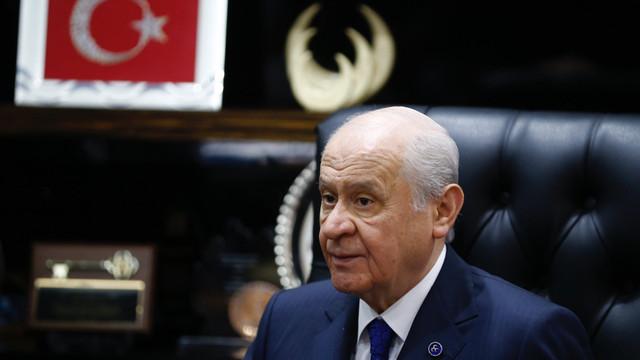 MHP af yasa tasarını askıya aldı