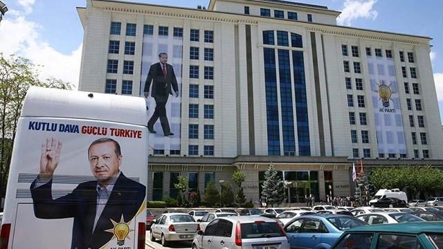 AK Parti'de Erdoğan'dan habersiz iş yapan kim ?