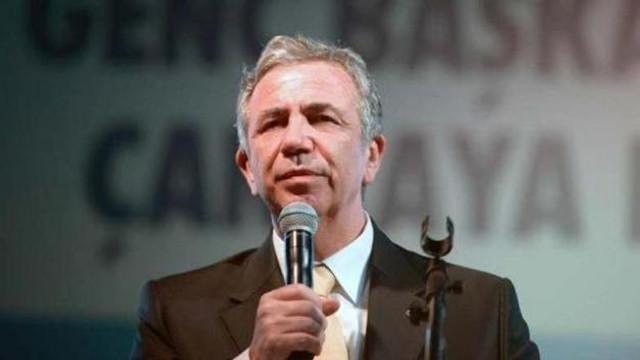 Mansur Yavaş: ''AK Partili Başkan ne yapacağız diye sorunca...''