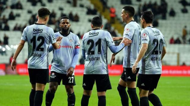 Beşiktaş-24 Erzincanspor maç sonucu: 3-0