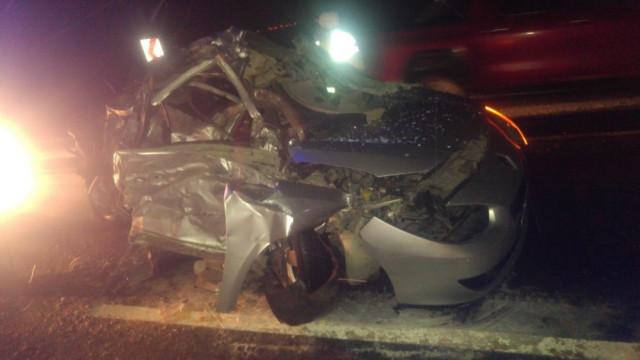 Karı koca kazada öldü