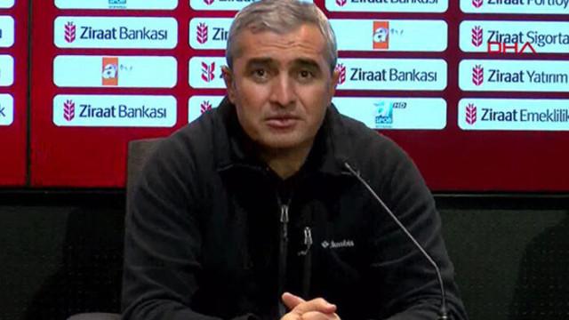 Mustafa Sarıgül: Zaman zaman iyi oynadığımız bir maç oldu