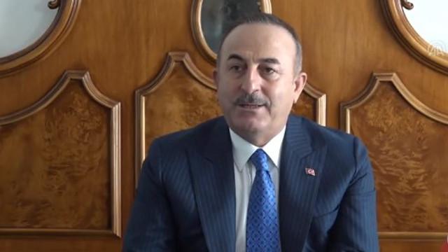 Bakan Çavuşoğlu'ndan Yunanistan kararına sert tepki