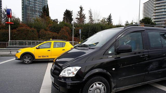 Uber ve Uberxl uygulamalarına yasak başvurusu