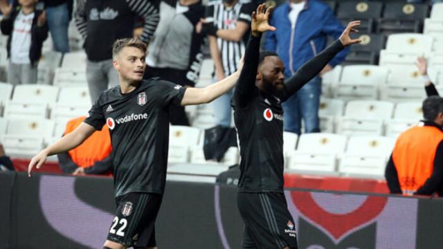 Beşiktaş'ta N'Koudou 2 hafta oynamayacak
