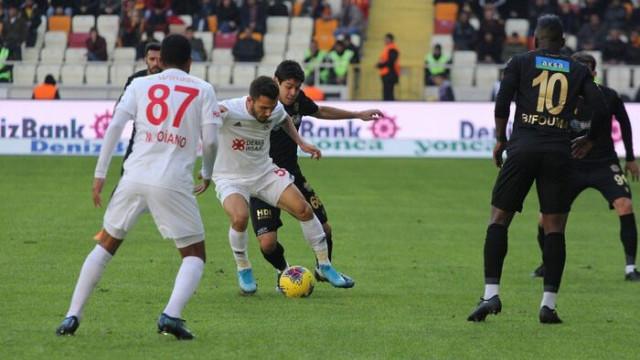 ÖZET | Yeni Malatyaspor 1-3 Sivasspor maç sonucu