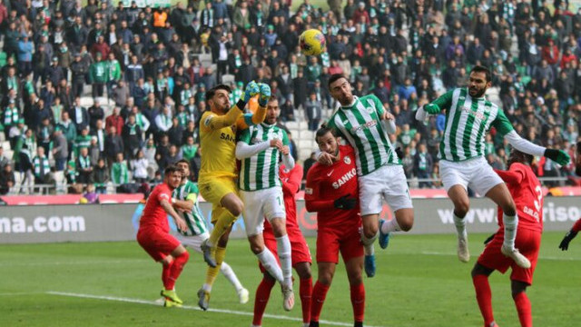 ÖZET | Konyaspor 0-0 Gaziantep maç sonucu!