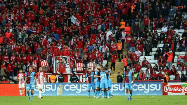 ÖZET   Antalyaspor 1-3 Trabzonspor maç sonucu