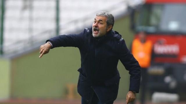 Aykut Kocaman: Üzülen taraf biziz!