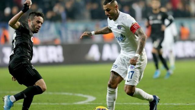 Quaresma: Beşiktaş benim için özel bir kulüp