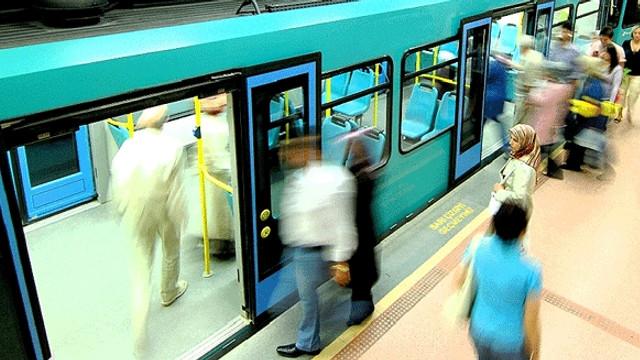 Metro tacizcisi serbest kaldı!