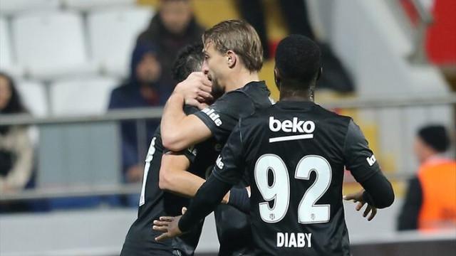 Beşiktaş, Avrupa'nın en hızlı yükselen takımı oldu